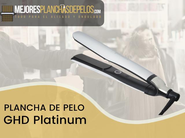 Plancha de Pelo GHD Platinum