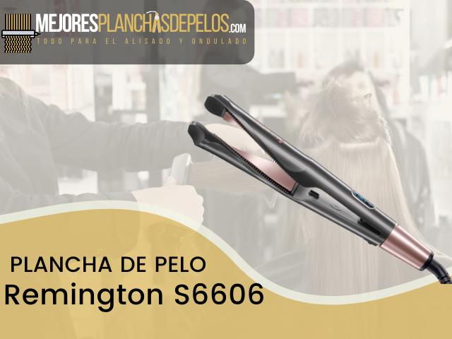 Plancha de Pelo Remington S6606