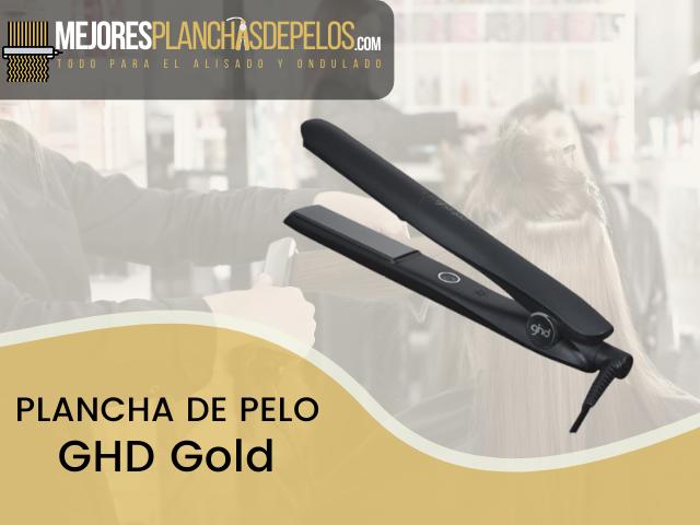 Plancha de Pelo GHD Gold
