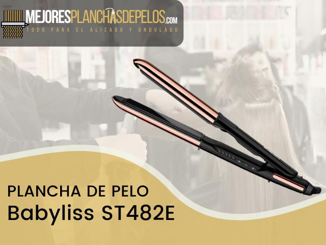 Plancha de Pelo Babyliss ST482E
