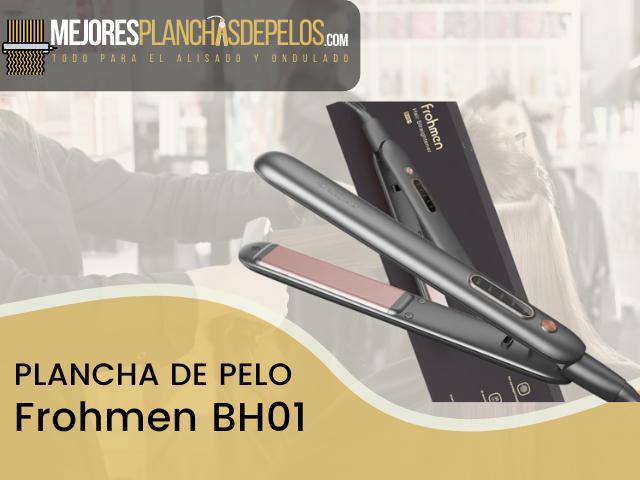 Plancha de Pelo Frohmen BH01
