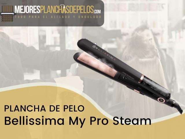 Plancha de Pelo MyPro Steam B28