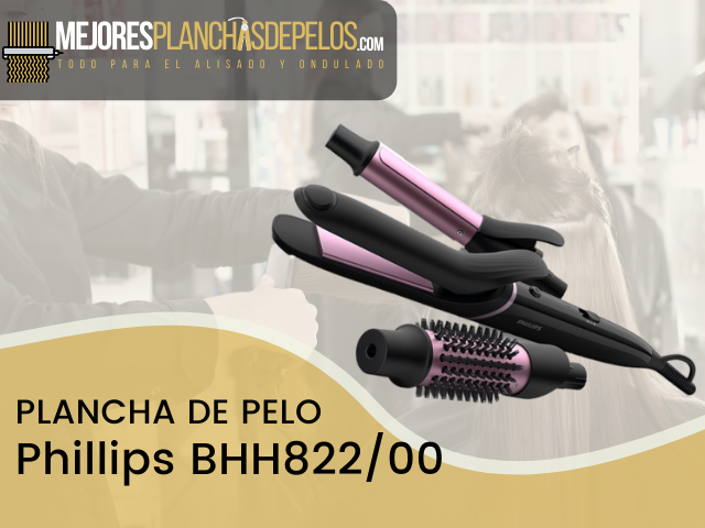 Plancha de Pelo Phillips BHH82200
