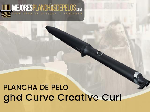Plancha de Pelo ghd Curve Creative Curl