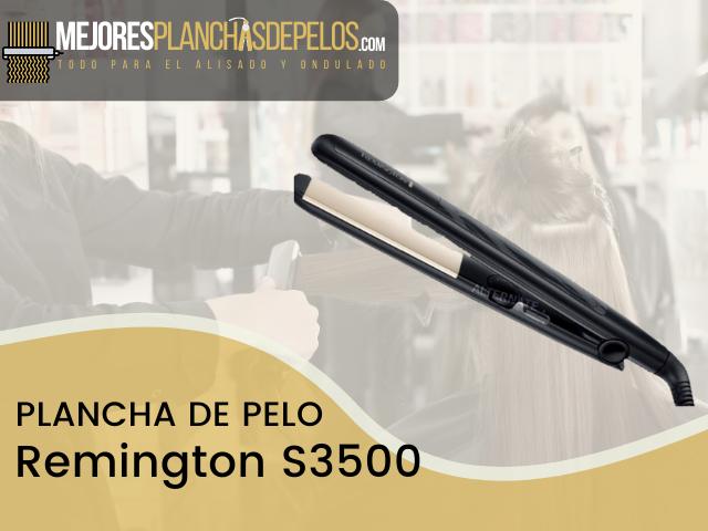 plancha de pelo Remington s3500
