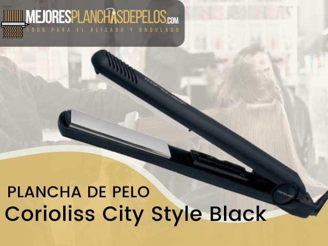 City Style Black Titanium