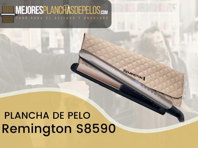 Plancha de Pelo Remington S8590
