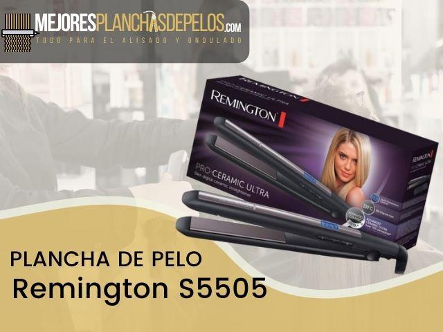 Plancha de Pelo Remington S5505